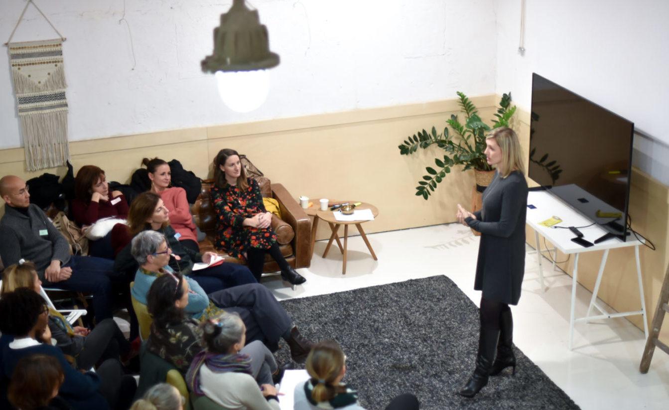 Conférence Joy Richez